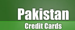 Pakistan Credit Cards